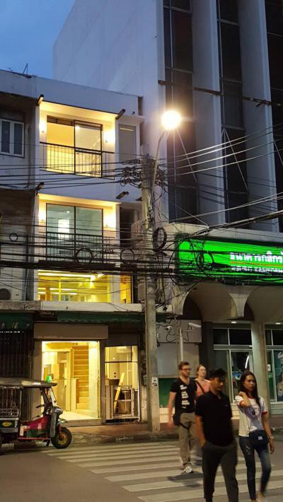 อาคารพาณิชย์ 30000 กรุงเทพมหานคร เขตพระนคร ตลาดยอด