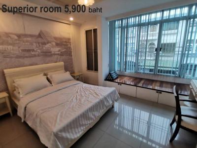 อพาร์ทเม้นท์พร้อมเฟอร์นิเจอร์ 4900 กรุงเทพมหานคร เขตห้วยขวาง สามเสนนอก
